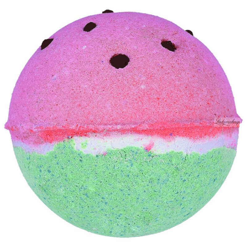 Bomb Cosmetics - Watercolors Bath Bomb - Wielokolorowa, musująca kula do kąpieli - Fruity Beauty