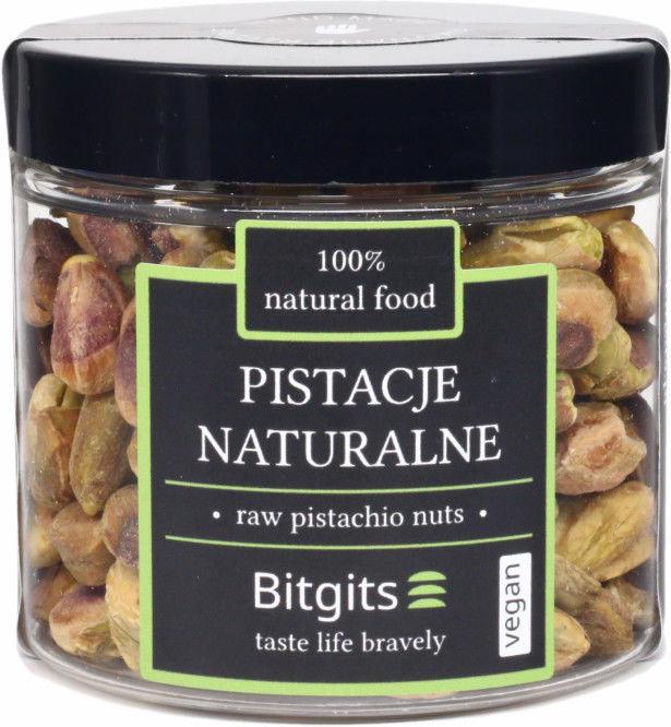 Orzechy pistacjowe naturalne