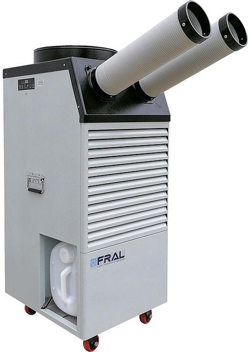 Klimatyzator przenośny przemysłowy Fral FSC 25.3 ** -10 zł ZA PRZEDPŁATĘ ** WYSYŁKA GARTIS 24h! **