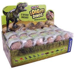 Jaja dinozurów - Dino Eggs