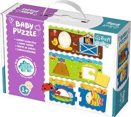 Puzzle Baby Classic Sorter kształtów ZAKŁADKA DO KSIĄŻEK GRATIS DO KAŻDEGO ZAMÓWIENIA