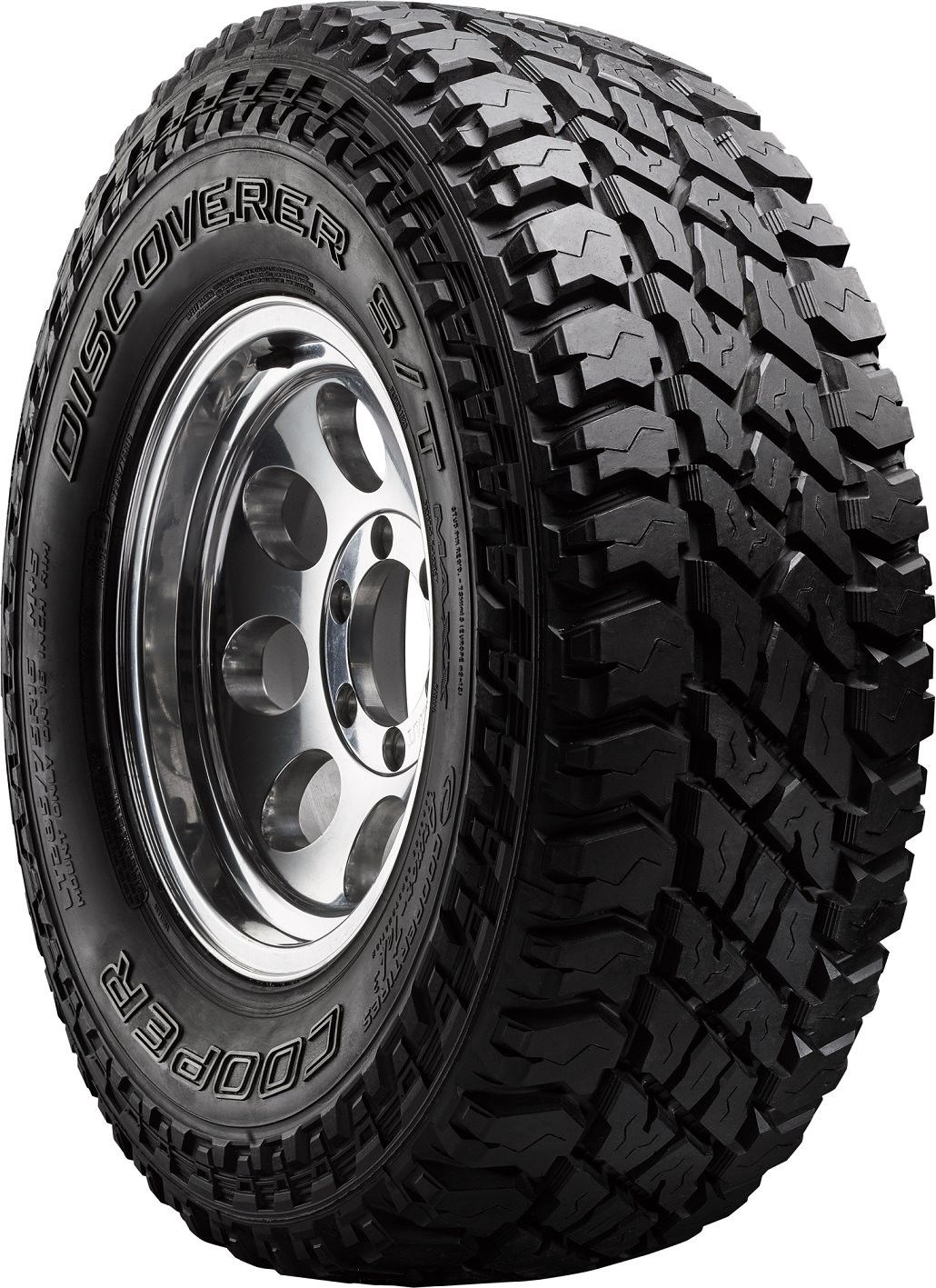 Cooper Discoverer S/T MAXX 235/85R16 120/116 Q BSW