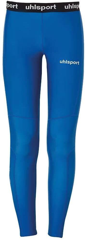 uhlsport Dziecięce legginsy Distinction Pro Long Tights, lazurowy niebieski, 152