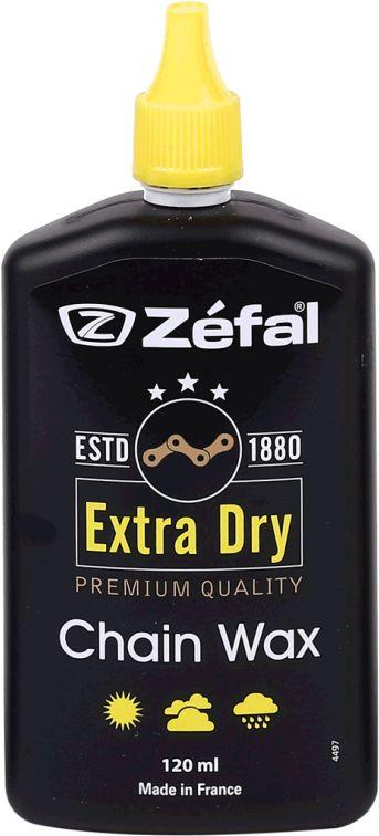 ZEFAL smar do łańcucha extra dry wax 120 ml ZF-9612,3420589612017
