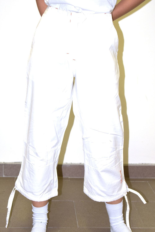 3/4 spodnie damskie HEAVY TOOLS NICOLE White