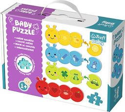 Puzzle Baby Classic Sorter kolorów ZAKŁADKA DO KSIĄŻEK GRATIS DO KAŻDEGO ZAMÓWIENIA