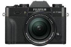 Fujifilm X-T30 Czarny + 18-55 mm Rabat 430 zł!