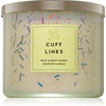 Bath & Body Works Cuff Links świeczka zapachowa