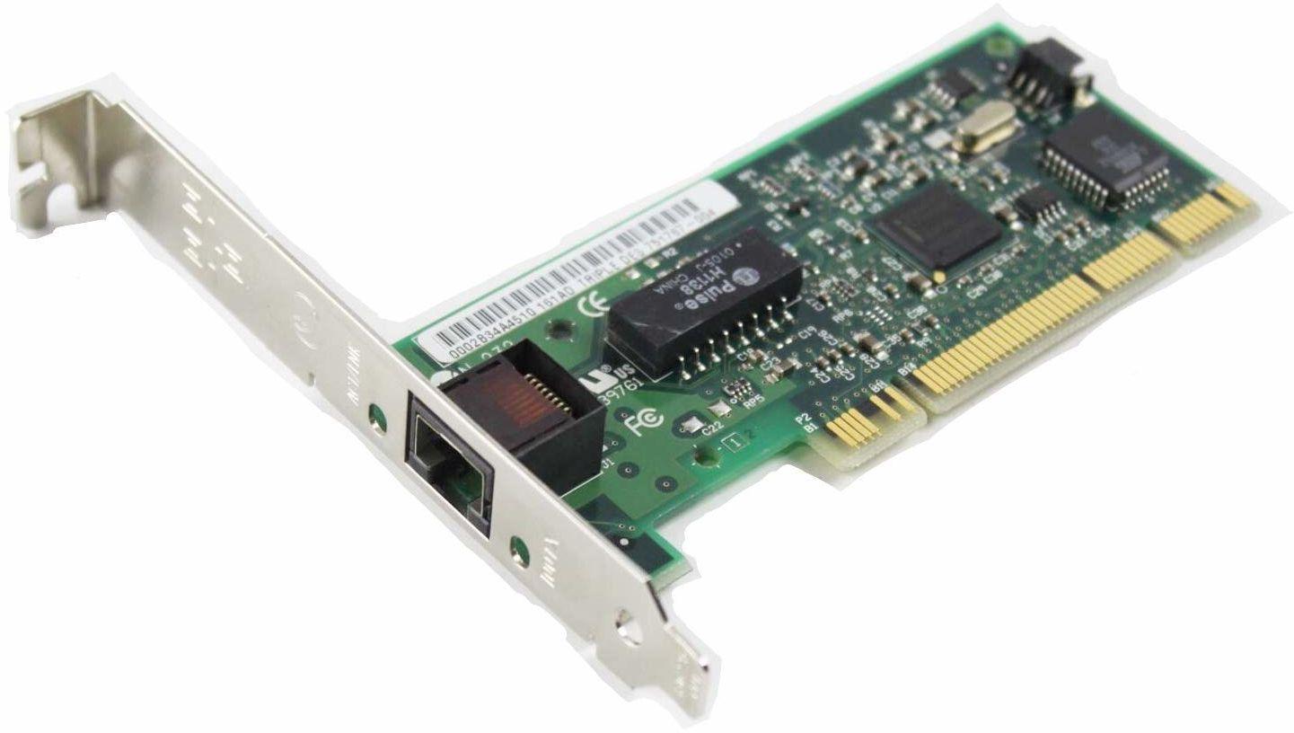 Intel PILA8460C3 PRO karta sieciowa 100 S/F+Ethernet PCI RJ45 168bit