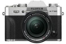 Fujifilm X-T30 Silver + 18-55 mm