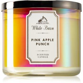 Bath & Body Works Pink Apple Punch świeczka zapachowa I. 411 g