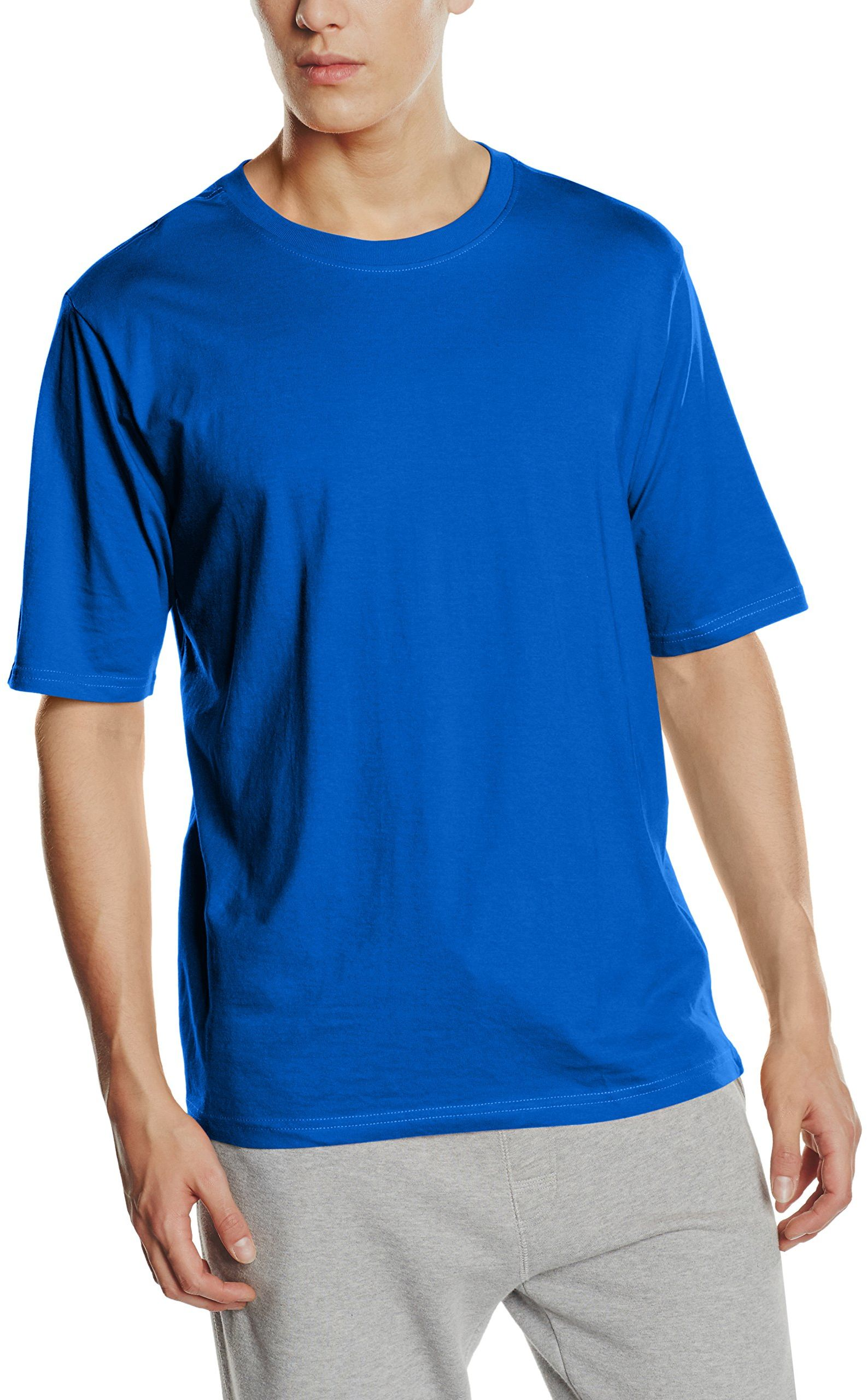 Jako T-shirt Team niebieski Royal 42