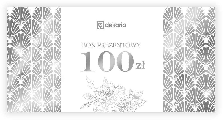 Bon prezentowy 100 zł, Bon