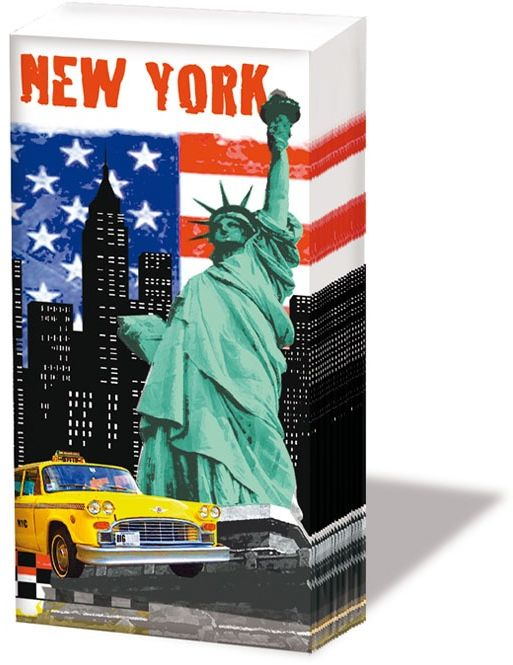CHUSTECZKI DO NOSA - New York City
