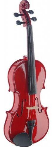 Stagg VN 4/4 TR - skrzypce z futerałem