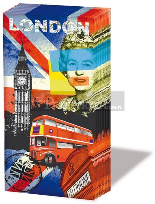 CHUSTECZKI DO NOSA - Very British - London