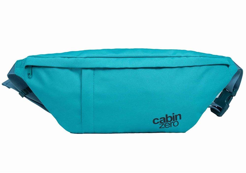 Saszetka podróżna Cabinzero Hip Pack -boracay blue - boracay blue