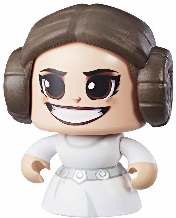 Mighty Muggs Figurka Star Wars Leia, E2176