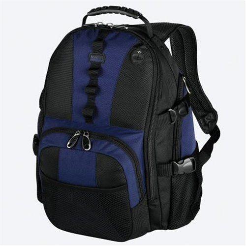 Hama Plecak na notebooka College 15 czarny/niebieski