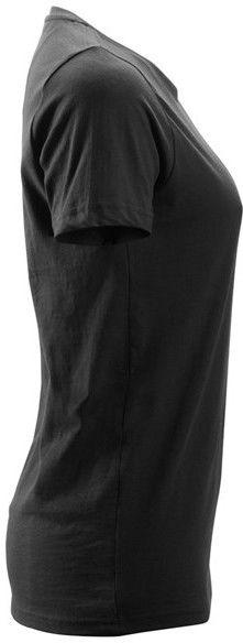 T-shirt koszulka robocza damska, czarna, rozmiar XS, 2516 Snickers [25160400003]