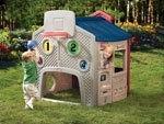 Domek Ogrodowy dla Dzieci Little Domek Miejski