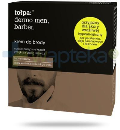 Tołpa Dermo Men Barber krem do brody 60 ml