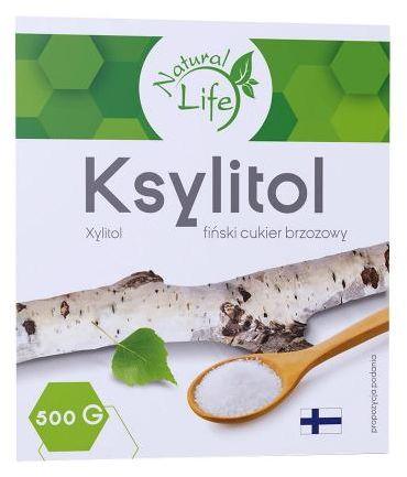 Ksylitol fiński 500 g BioLife