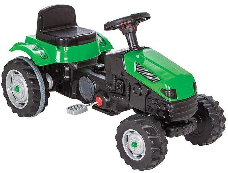 WOOPIE Traktor Ciągnik na Pedały Zielony