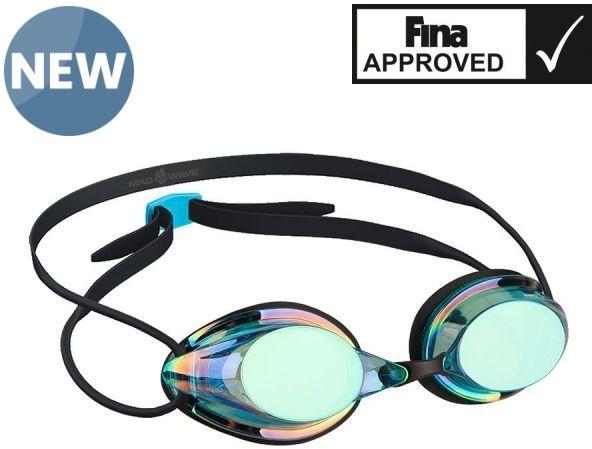 Mad Wave Streamline Rainbow - okulary pływackie korekcyjne