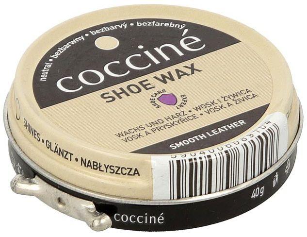 Wosk do obuwia COCCINE - Shoe Wax 55/32/40B/Zv4 /A Bezbarwny