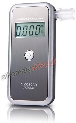 Alkomat AL-7000 + Kolejne 12 miesięcy kalibracji GRATIS