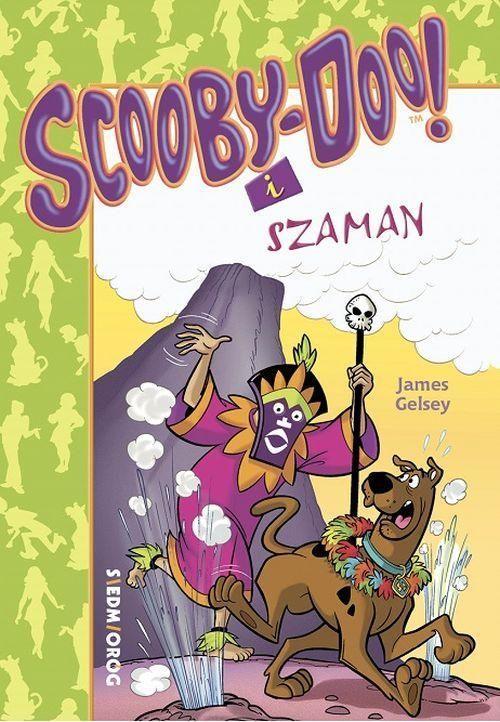 Scooby-Doo! i Szaman - James Gelsey - ebook