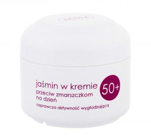Ziaja Jasmine SPF6 krem do twarzy na dzień 50 ml dla kobiet