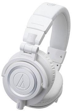 Audio-Technica ATH-M50X white +9 sklepów - przyjdź przetestuj lub zamów online+