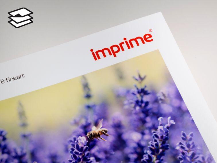 Papier IMPRIME Premium PGP260 High Gloss Warmtone 260gsm - A2, 50 arkuszy (90237048722)