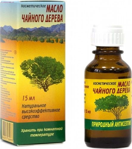 Olejek eteryczny z drzewa herbacianego 15ml