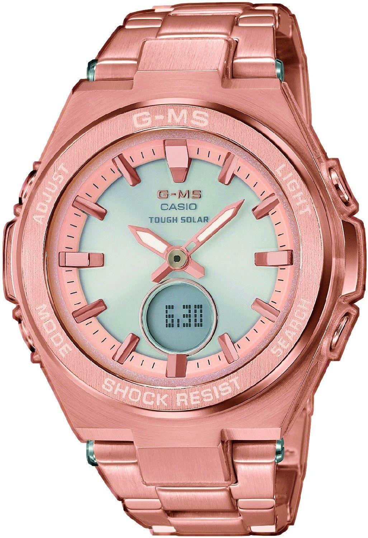 Zegarek Casio MSG-S200DG-4AER G-MS METAL BEZEL - CENA DO NEGOCJACJI - DOSTAWA DHL GRATIS, KUPUJ BEZ RYZYKA - 100 dni na zwrot, możliwość wygrawerowania dowolnego tekstu.