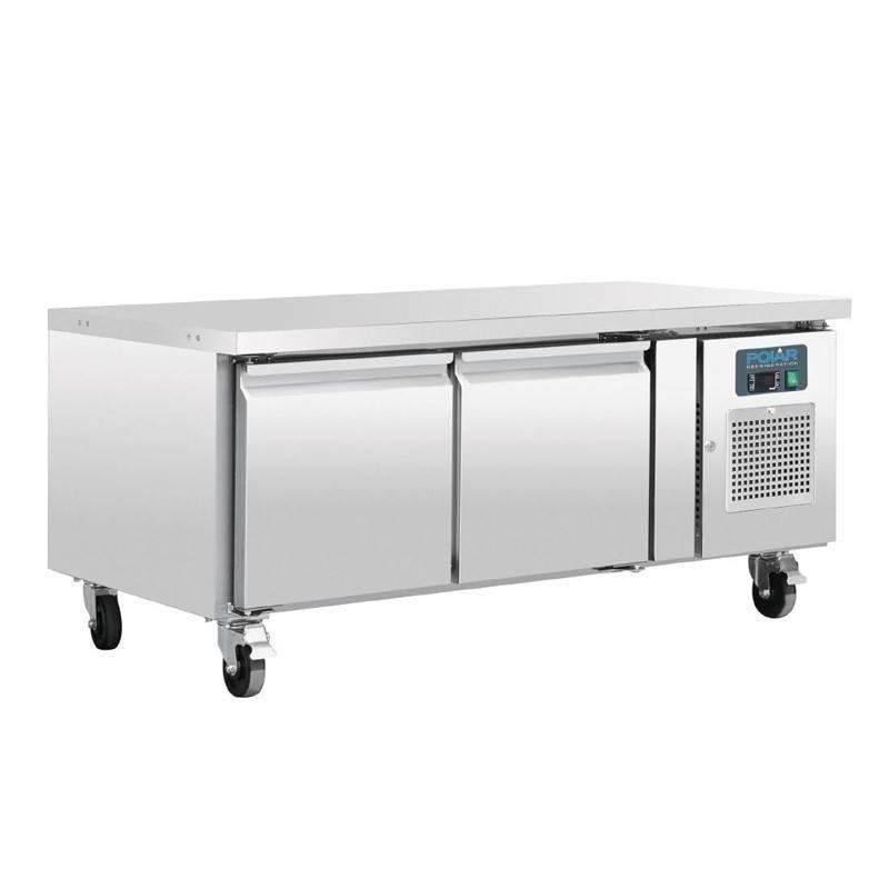 Stół chłodniczy 214L -2 C do 8 C R600a 136x70x(H)65cm