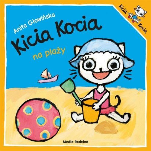 Kicia Kocia na plaży w.2019