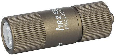 Latarka akumulatorowa Olight I1R 2 EOS Desert Tan - 150 lumenów