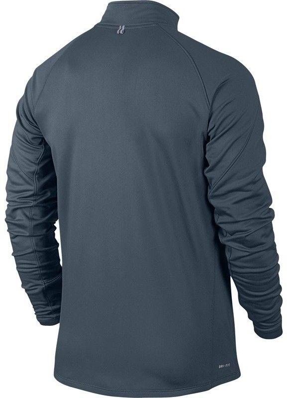 bluza męska NIKE DRI-FIT THERMAL FULL ZIP / 683582-460