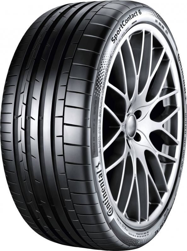 Continental SPORTCONTACT 6 295/30 R19 100 Y
