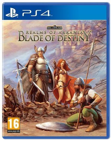 Realms of Arkania: Blade of Destiny PS 4