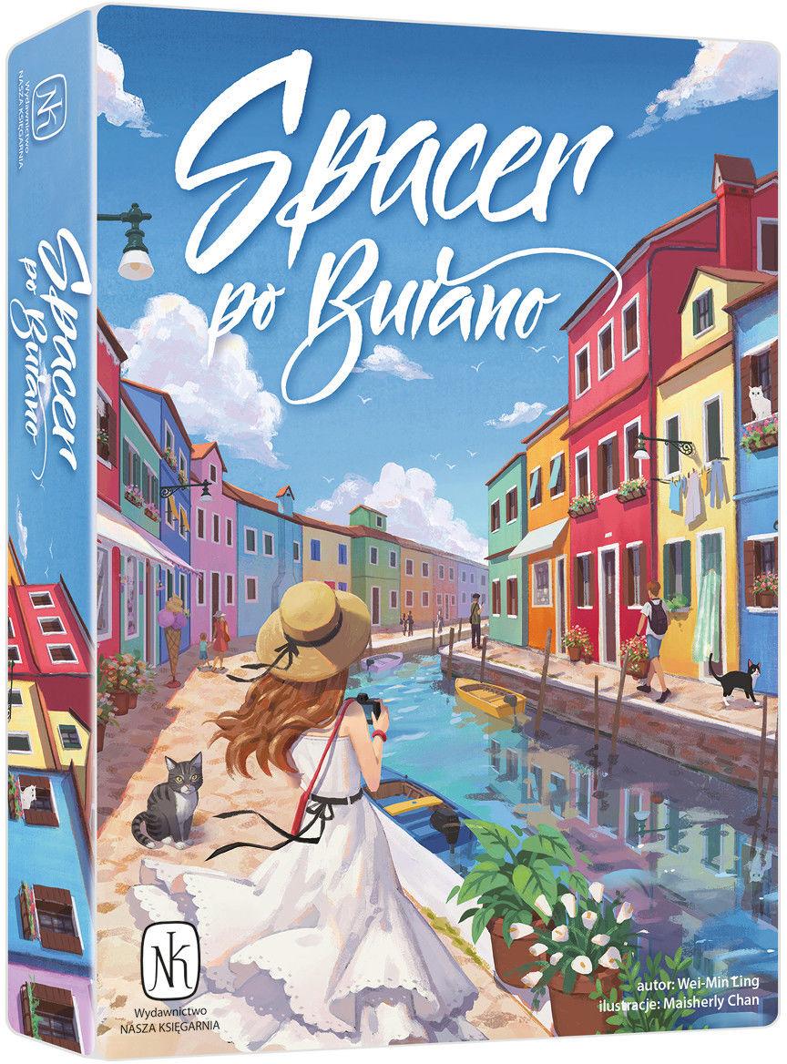 Nasza Księgarnia Gra Spacer po Burano 5_722033