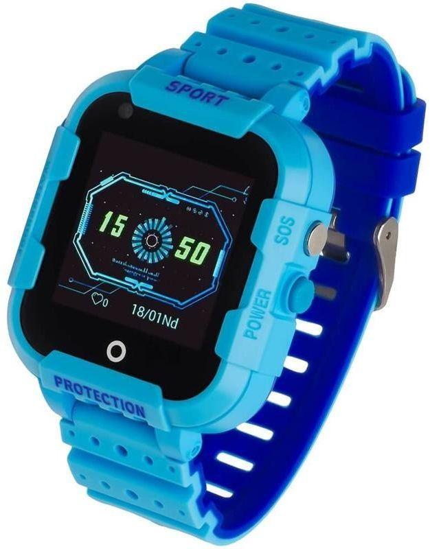 GARETT Smartwatch Kids 4G niebieski
