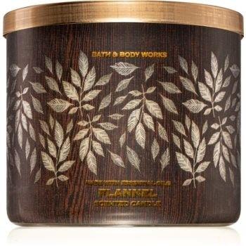 Bath & Body Works Flannel świeczka zapachowa III. 411 g