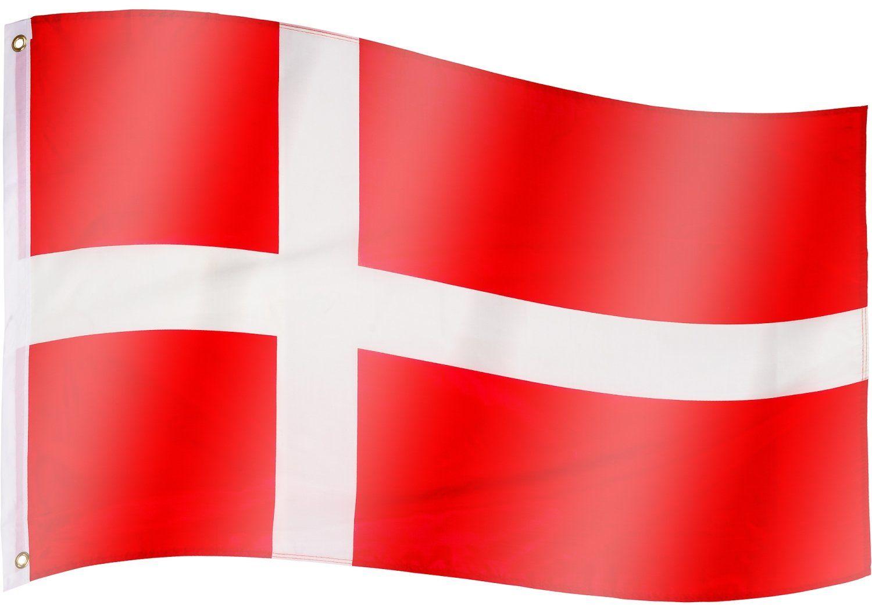 FLAGA DANII 120x80 CM NA MASZT DANIA - Danii