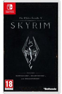 Gra Nintendo Switch The Elder Scrolls V: Skyrim. Kup taniej o 40 zł dołączając do Klubu