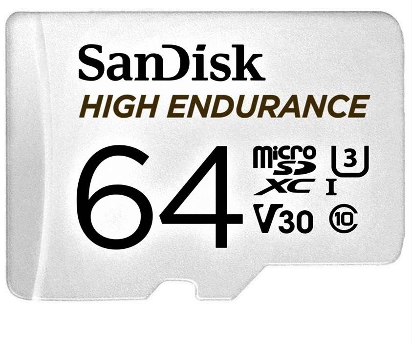 Karta pamięci SANDISK microSDXC 64GB