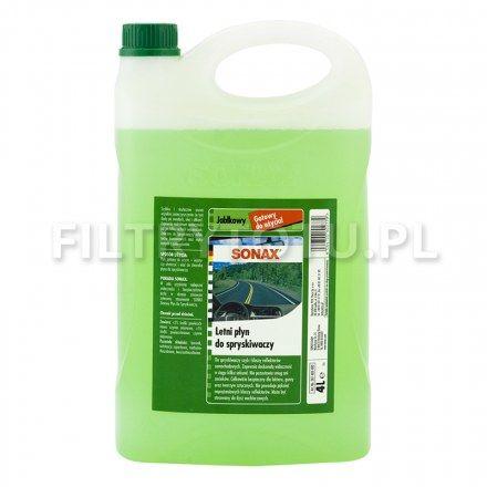 SONAX Letni płyn do spryskiwaczy jabłkowy 4l (261405)